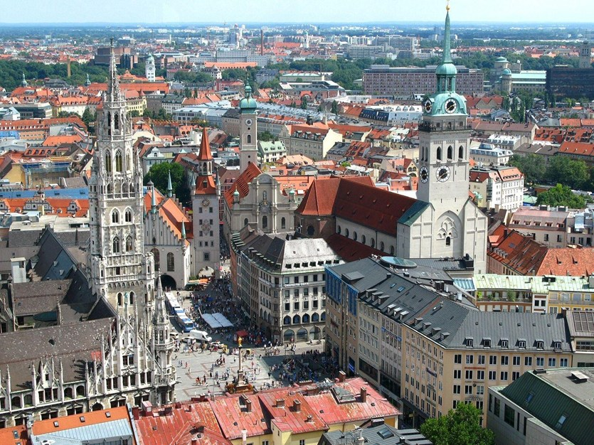 Munich. Germany.
